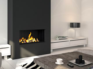 Dim-ora Caminetti su misura a gas, elettrici e a bioetanolo HouseholdLarge appliances