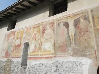 Chiesa San Giorgio :  in stile  di ARC restauri srl