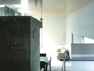 Salas / recibidores de estilo  por JWA,Jun Watanabe & Associates, Moderno