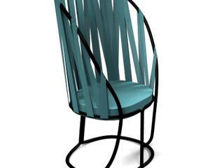 Slack Chair par Victoria Paulus Éclectique