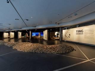 TING Exhibition:  Museen von Ralph Appelbaum Associates, Inc.