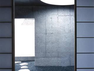 Salas de entretenimiento de estilo  por JWA,Jun Watanabe & Associates, Moderno