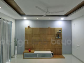 Residential interior Design for Young Couple. Modern houses by Design and beyond Modern