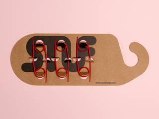"""FOODRING"" for Stuf: Cucina in stile  di Alessandro Busana Designstudio"
