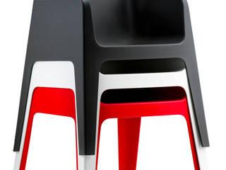 """""""PLUS"""" for Pedrali:  in stile  di Alessandro Busana Designstudio"""