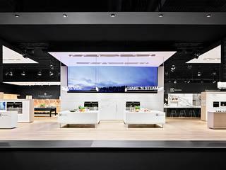 Electrolux auf der Eurocucina 2014 in Mailand Messe Design von D'art Design Gruppe GmbH