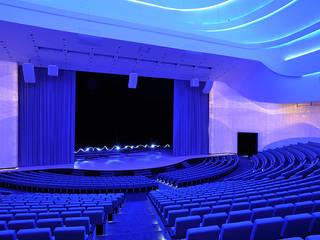 Palace of International Forums Usbekistan Moderne Kongresscenter von Andreas J. Focke Architekturfotografie Modern
