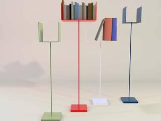 Mini lireria:  in stile  di Design art