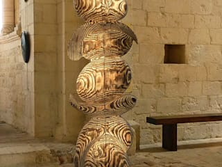 Sculpture Equilibrium par Arnaud Pottier