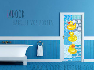 Diveres décorations de porte par Adoor Design