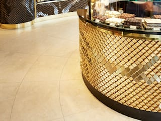 Butlers Chocolate Cafe, T1 Modern airports by Giles Miller Studio Modern