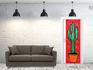 Diveres décorations de porte:  de style  par Adoor Design