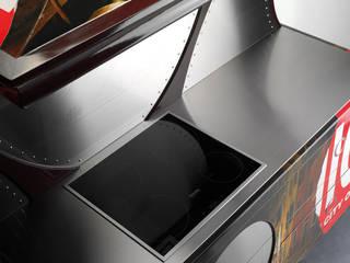 VENICE: Cucina in stile  di marco polo design