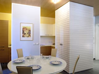 Modern dining room by marco olivo Modern