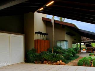 Casas rústicas de Izabela Kassar Moretzsohn Arquitetura Rústico