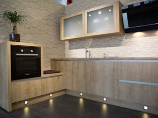 Wandgestaltung Küchenstudio Kreative Wandgestaltung Ausgefallene Küchen