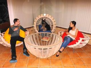 conservatory furniture: modern  by srb enginering 2000 ltd, Modern