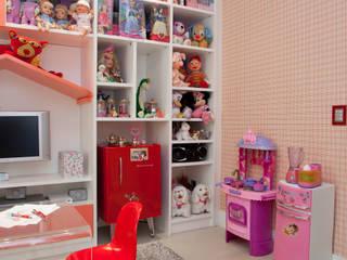 Girl's Playroom Quarto infantil moderno por Orlane Santos Arquitetura Moderno