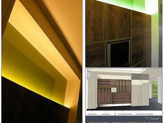 TP House Case moderne di Studio BASE Moderno