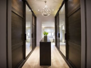 St James's Gardens, London:  Corridor & hallway by Nelson Design Limited