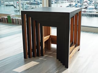 DIRI - tables gigognes par Mathieu Le Guern Éclectique