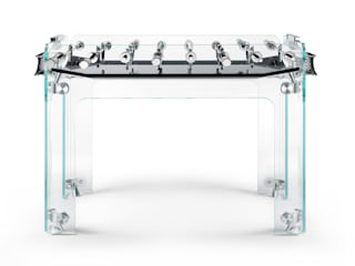 Cristallino Foosball Table por Quantum Play Moderno
