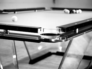 Lo Scuro Pool Table de Quantum Play Moderno