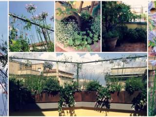 Balcones y terrazas mediterráneos de Au dehors Studio. Architettura del Paesaggio Mediterráneo