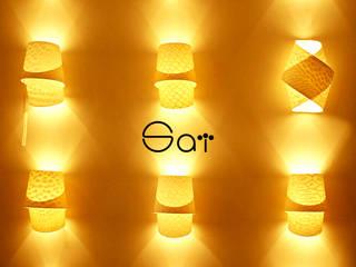 Wall Lamp: Saiが手掛けたです。
