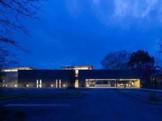 by Muramatsu Architects Eclectic