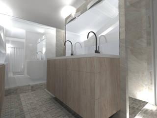 Maison loft 100m² Maisons modernes par AZ Createur d'intérieur Moderne