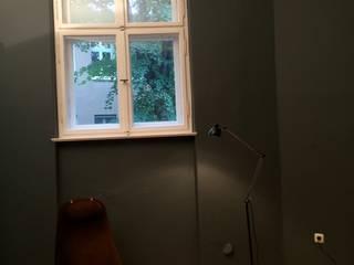 Schlafzimmer: ausgefallene Schlafzimmer von BlueGray Design Farrow & Ball u. Pure & Original Farben