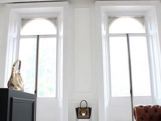 STUDIO-STORE MILLI MILLU Oficinas y tiendas de estilo moderno de BONBA studio Moderno