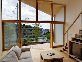 by 中山大輔建築設計事務所/Nakayama Architects