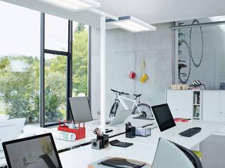 Free-Standing Luminaire LAVIGO by Herbert Waldmann GmbH & Co. KG