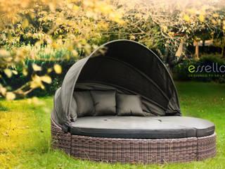 Sonneninsel Honolulu Naturbraun: modern  von Too-Design GmbH,Modern