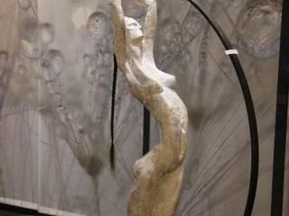 OP ZOOM par ABEL sculpture