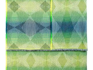 Lepidoptera fluo green Plaid:  de style  par NoMoreTwist