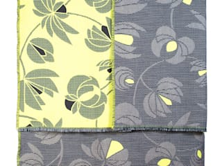 Volubilis grey & lemon Plaid:  de style  par NoMoreTwist