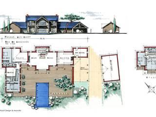 Maison:  de style  par CHENET Design et Architecture