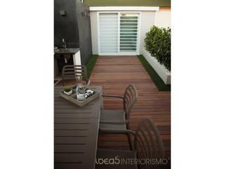 Balcones y terrazas de Ideas Interiorismo Exclusivo, SLU