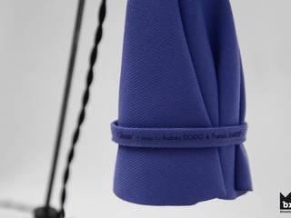 Jean, lampe à poser:  de style  par BleuroyDesign