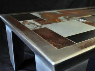 "Table Basse ""Silvio Dante"":  de style  par Marc Bedikian"