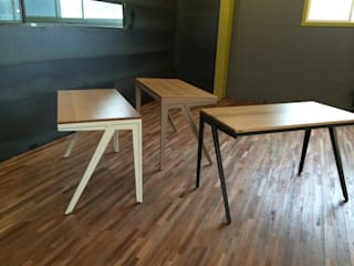 Steel leg desk for Samsung: JSUT FURNITURE의