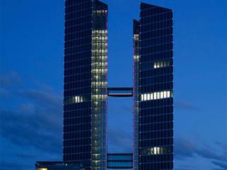 Twin Towers:   von Fotoweitblick