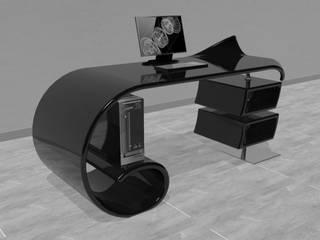 scrivania Waves di B & G design Moderno