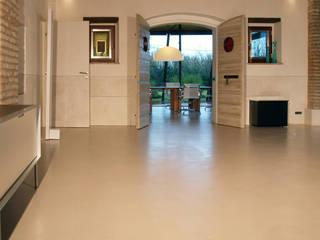 Venezianischer Steinboden: modern  von Tardigrade Design,Modern