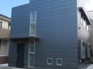 BOXハウス ミニマルな 家 の 桑原建築設計室 ミニマル
