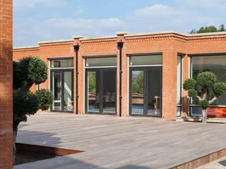 Thermabronze Pool Room & Kitchen Architectural Bronze Ltd Windows & doorsWindows Metal Black