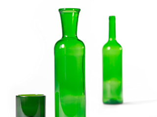 de SAMESAME upcycled glass products